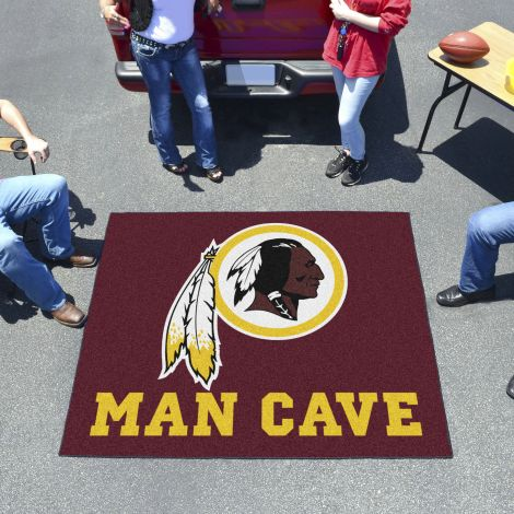 Washington Redskins MLB Man Cave Tailgater Mats