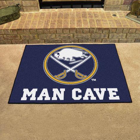 Buffalo Sabres NHL Man Cave All-Star Mat