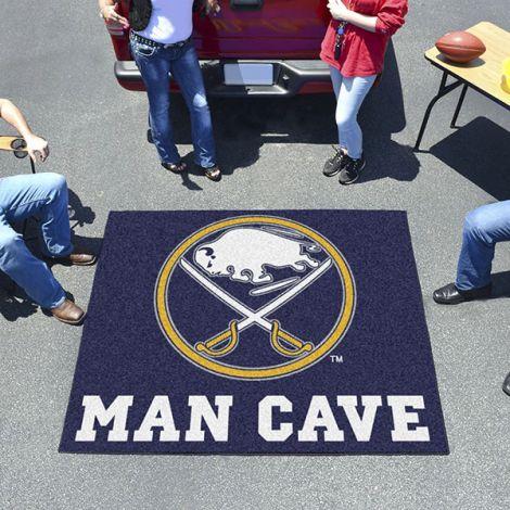 Buffalo Sabres NHL Man Cave Tailgater Mat