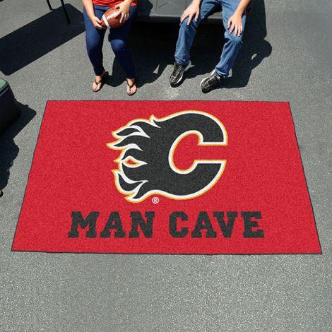 Calgary Flames NHL Man Cave UltiMat