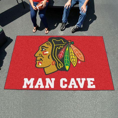 Chicago Blackhawks NHL Man Cave UltiMat