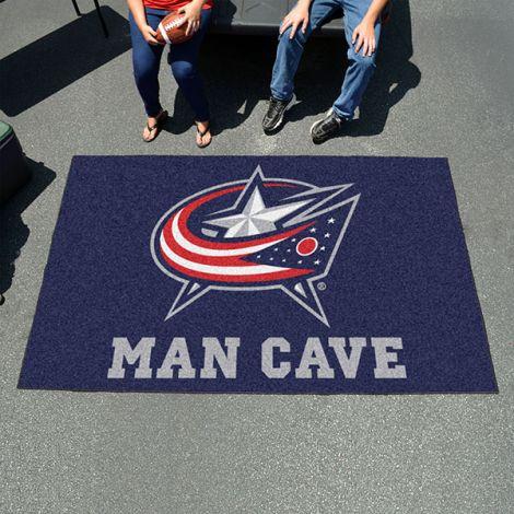 Columbus Blue Jackets NHL Man Cave UltiMat