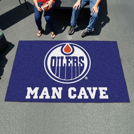 Edmonton Oilers NHL Man Cave UltiMat
