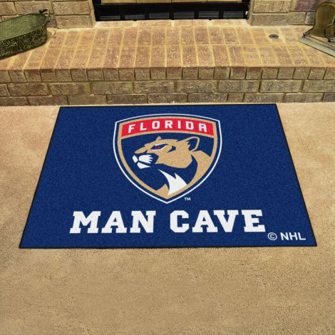 Florida Panthers NHL Man Cave All-Star Mat