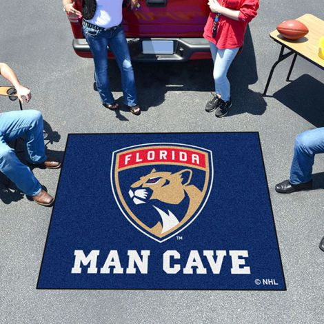 Florida Panthers NHL Man Cave Tailgater Mat