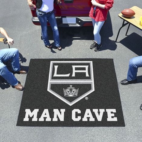 Los Angeles Kings NHL Man Cave Tailgater Mat