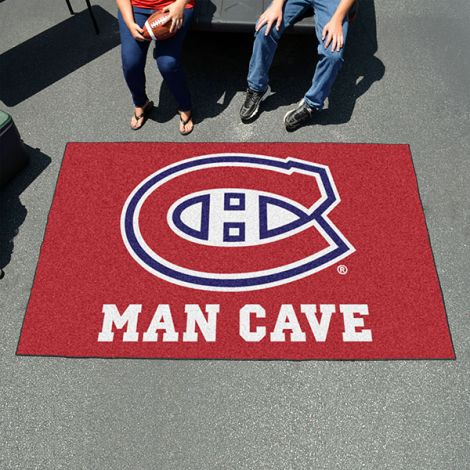 Montreal Canadiens NHL Man Cave UltiMat