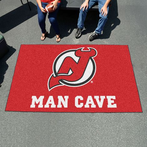 New Jersey Devils NHL Man Cave UltiMat