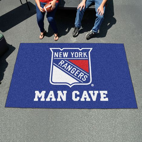 New York Rangers NHL Man Cave UltiMat