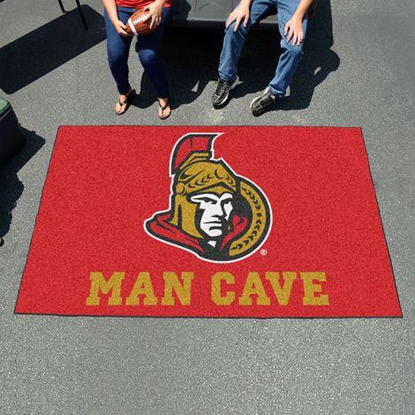 Ottawa Senators NHL Man Cave UltiMat