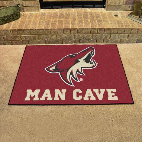 Arizona Coyotes NHL Man Cave All-Star Mat