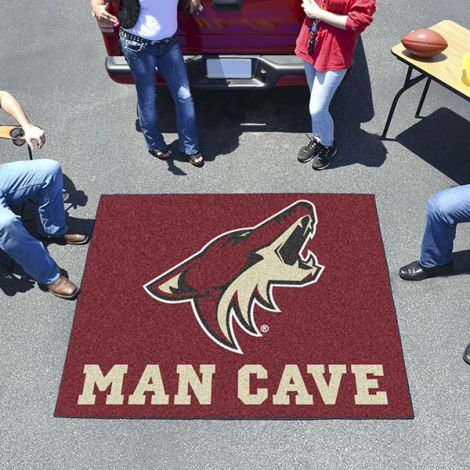Arizona Coyotes NHL Man Cave Tailgater Mat