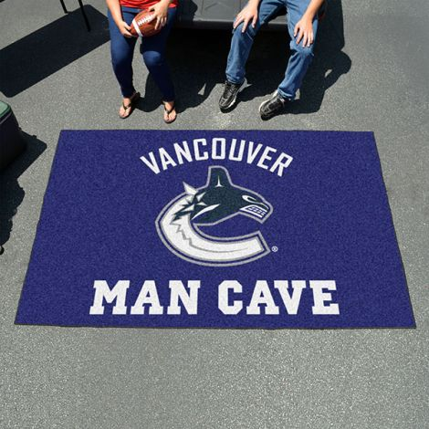 Vancouver Canucks NHL Man Cave UltiMat