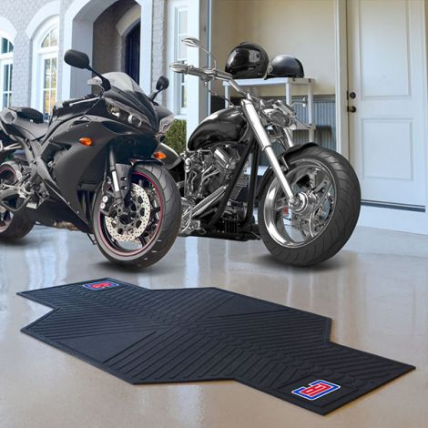 Los Angeles Clippers NBA Motorcycle Mat