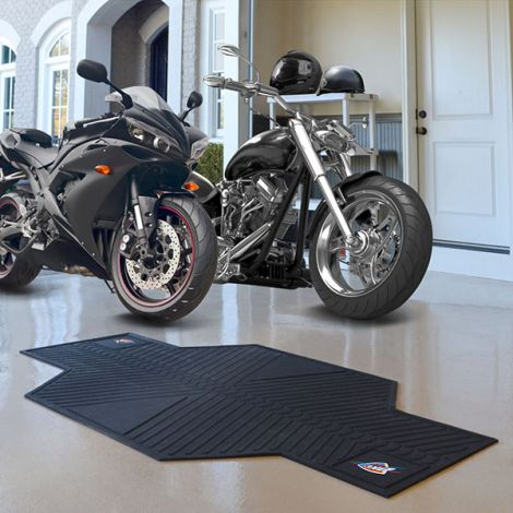 Oklahoma City Thunder NBA Motorcycle Mat