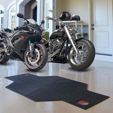 Portland Trail Blazers NBA Motorcycle Mat