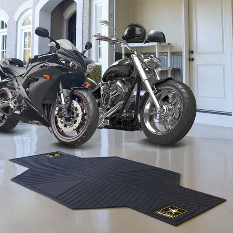 U.S. Army Motorcycle Mat
