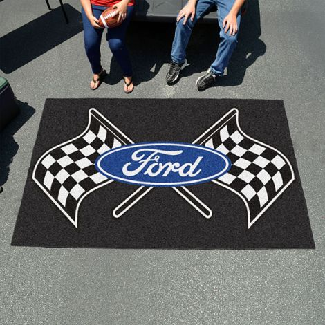 Ford Flags Black Ford Ulti-mat