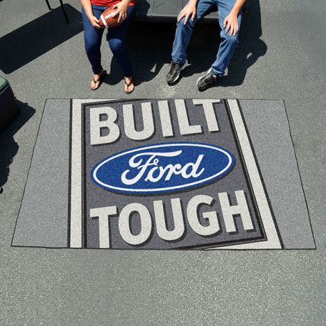 Built Ford Tough Grey Ford Ulti-mat