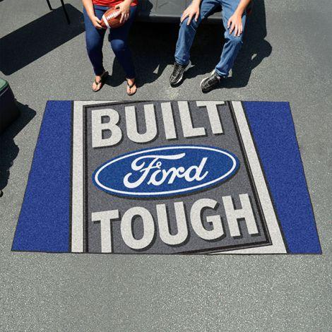 Built Ford Tough Blue Ford Ulti-mat