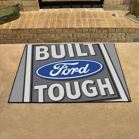 Built Ford Tough Grey Ford All Star Mat