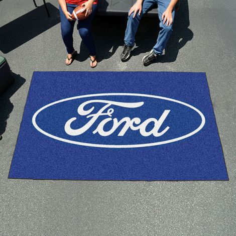 Ford Oval Blue Ford Ulti-mat
