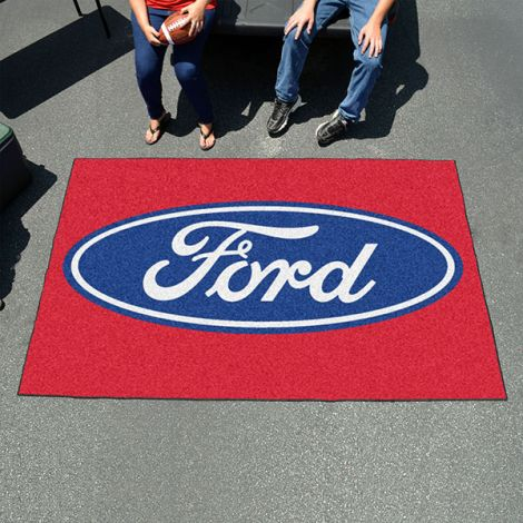 Ford Oval Red Ford Ulti-mat