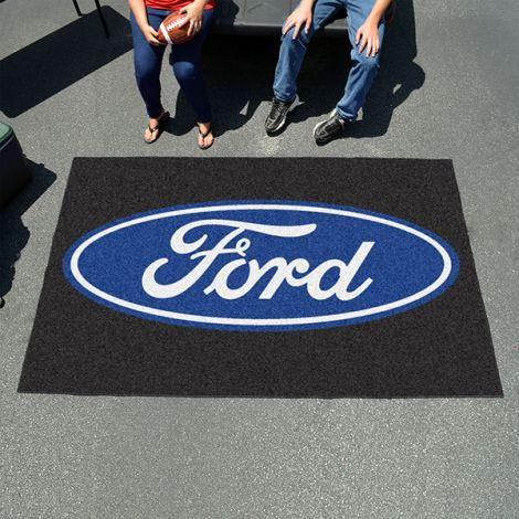 Ford Oval Black Ford Ulti-mat