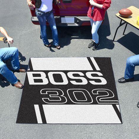 Boss 302 Black Ford Tailgater Mat
