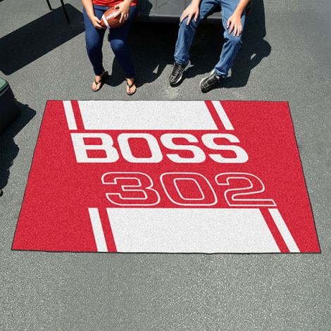 Boss 302 Red Ford Ulti-mat