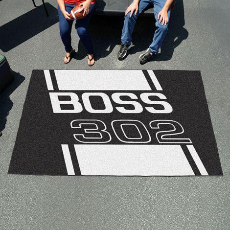 Boss 302 Black Ford Ulti-mat