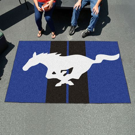 Mustang Horse Blue Ford Ulti-mat