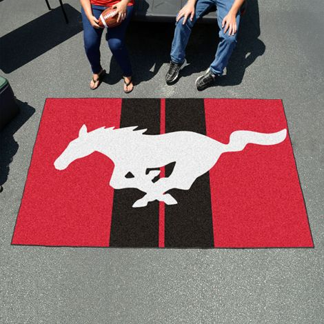 Mustang Horse Red Ford Ulti-mat
