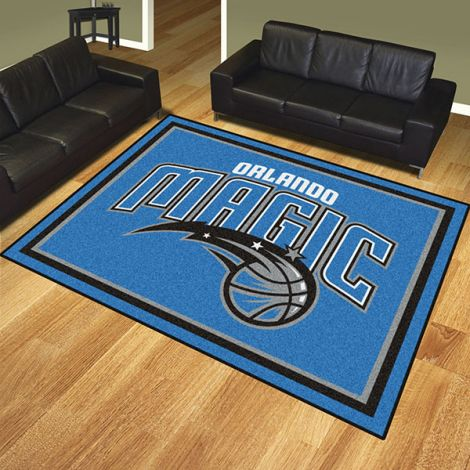 Orlando Magic NBA 8x10 Plush Rug