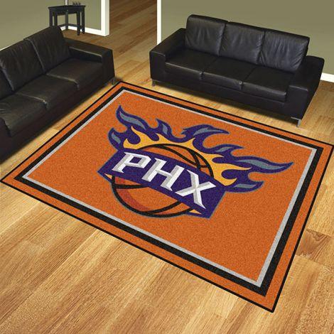 Phoenix Suns NBA 8x10 Plush Rug