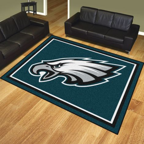 Philadelphia Eagles MLB 8x10 Plush Rugs