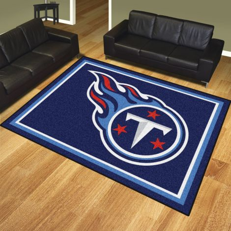 Tennessee Titans MLB 8x10 Plush Rugs