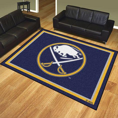 Buffalo Sabres NHL 8x10 Plush Rug