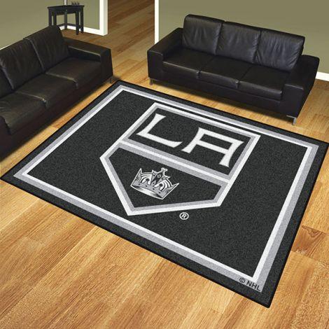 Los Angeles Kings NHL 8x10 Plush Rug