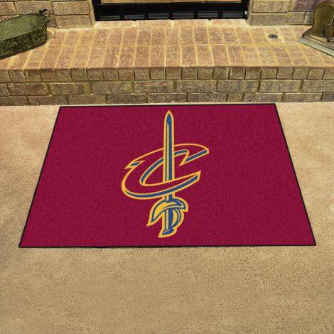 Cleveland Cavaliers NBA All Star Mat