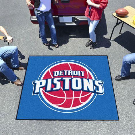 Detroit Pistons NBA Tailgater Mat