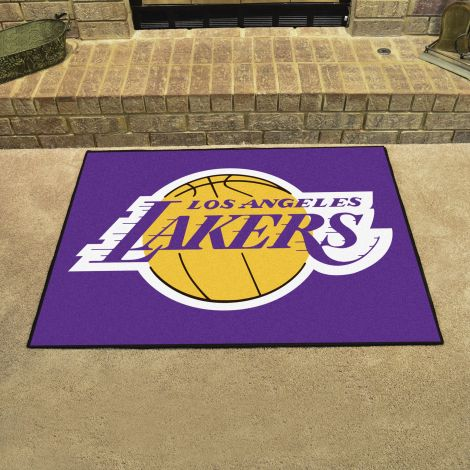 Los Angeles Lakers NBA All Star Mat