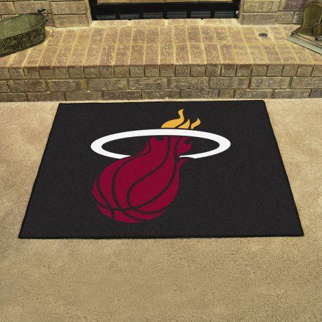 Miami Heat NBA All Star Mat