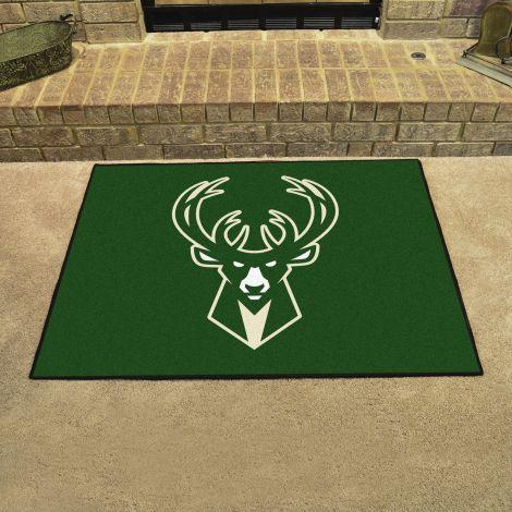 Milwaukee Bucks NBA All Star Mat