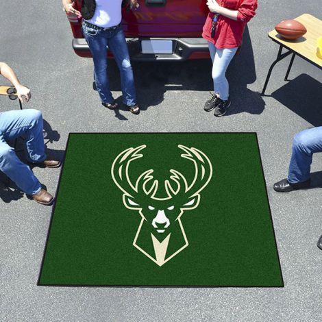 Milwaukee Bucks NBA Tailgater Mat