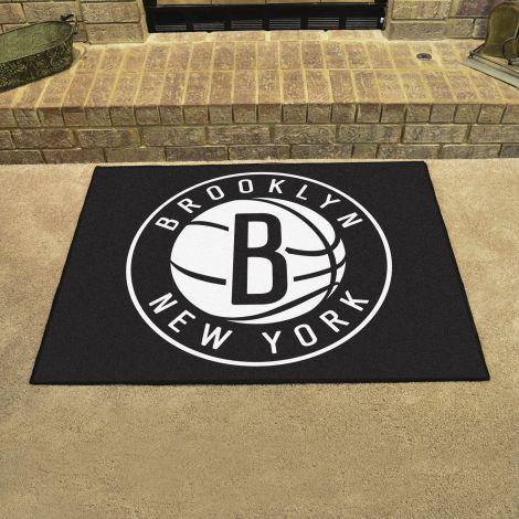 Brooklyn Nets NBA All Star Mat