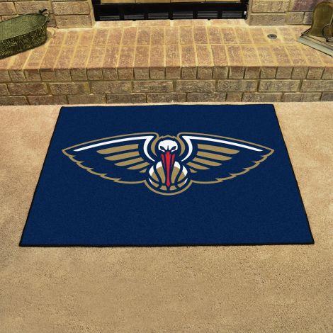 New Orleans Pelicans NBA All Star Mat