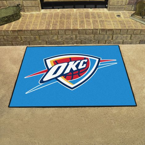 Oklahoma City Thunder NBA All Star Mat