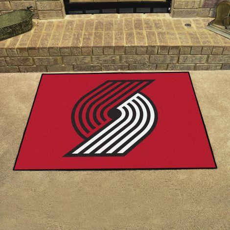 Portland Trail Blazers NBA All Star Mat