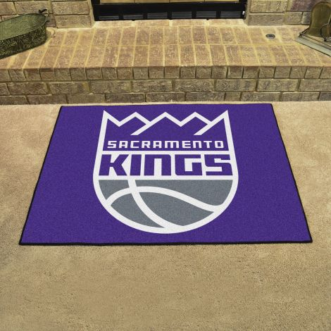 Sacramento Kings NBA All Star Mat